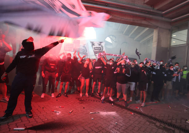 AUT: Sturm Graz v Rapid Wien - tipico Bundesliga