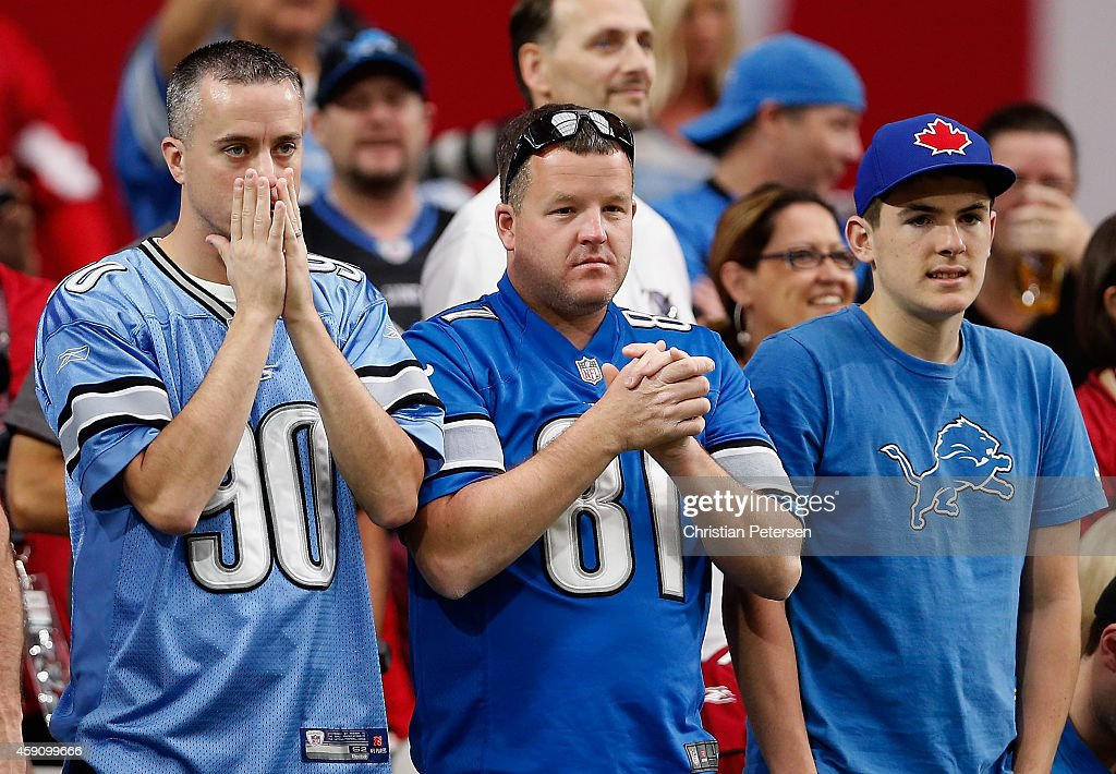 Detroit Lions v Arizona Cardinals : News Photo