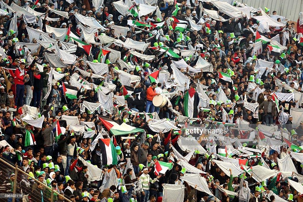 FBL-WC-2018-PLE-KSA : News Photo