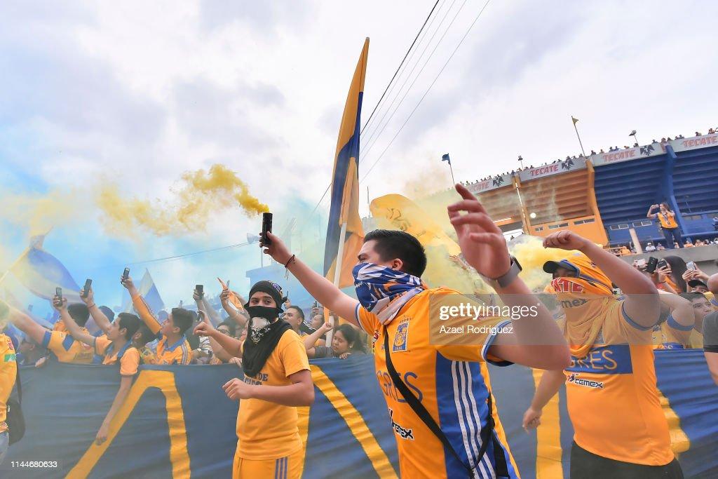 MEX: Tigres UANL v Monterrey - CONCACAF CHampions League 2019