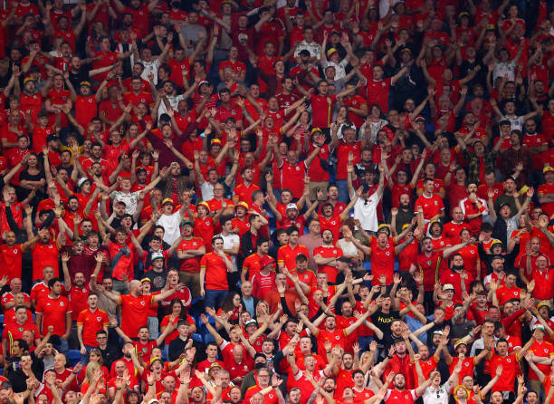 GBR: Wales v Estonia - 2022 FIFA World Cup Qualifier