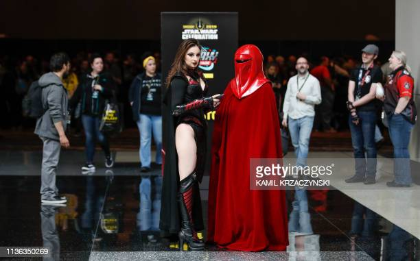 4 504 Star Wars Celebration Photos And Premium High Res Pictures Getty Images