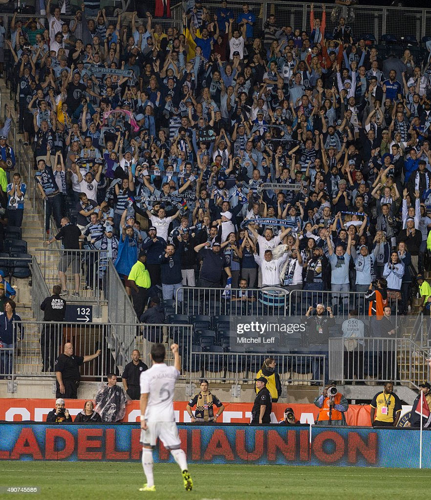 Sporting Kansas City v Philadelphia Union: 2015 U.S. Open Cup - Final