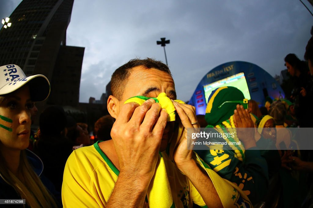 FIFA Fan Fest in Sao Paulo - 2014 FIFA World Cup Brazil : News Photo