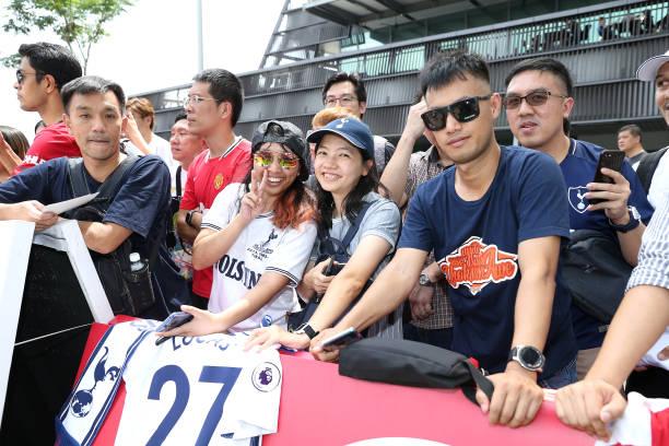 SGP: Tottenham Hotspur Meet & Greet