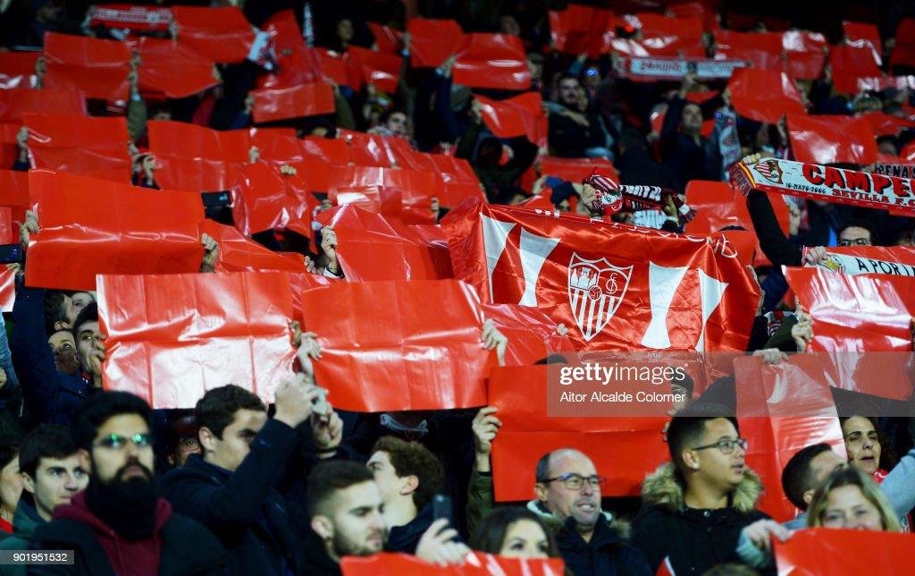 Sevilla v Real Betis - La Liga : Foto di attualità