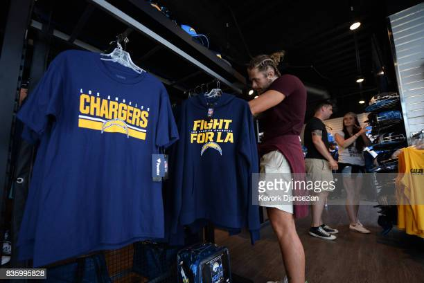 release date 0001f d58ed Nfl Store Premium Pictures, Photos, & Images - Getty Images