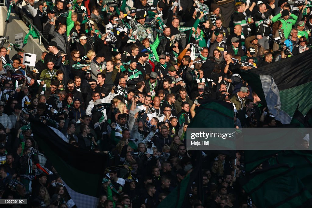 Borussia Moenchengladbach v Fortuna Duesseldorf - Bundesliga : Nachrichtenfoto