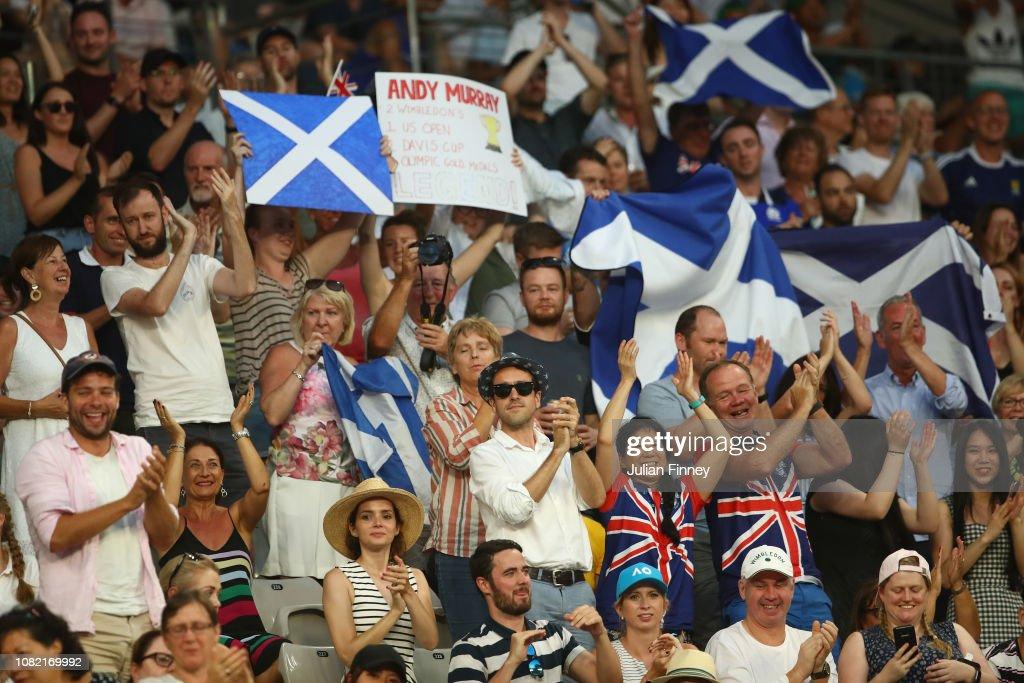 2019 Australian Open - Day 1 : Fotografía de noticias