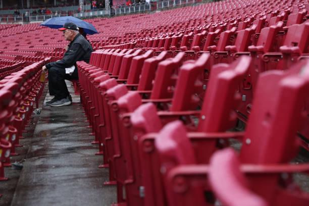 OH: Pittsburgh Pirates v Cincinnati Reds