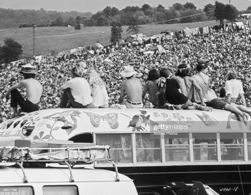 Hippy Bus : News Photo