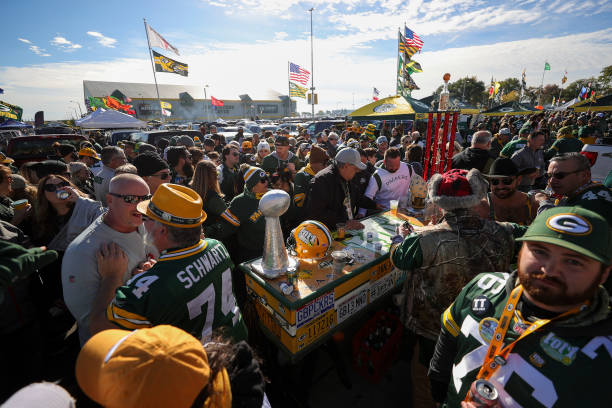 WI: Washington Football Team v Green Bay Packers