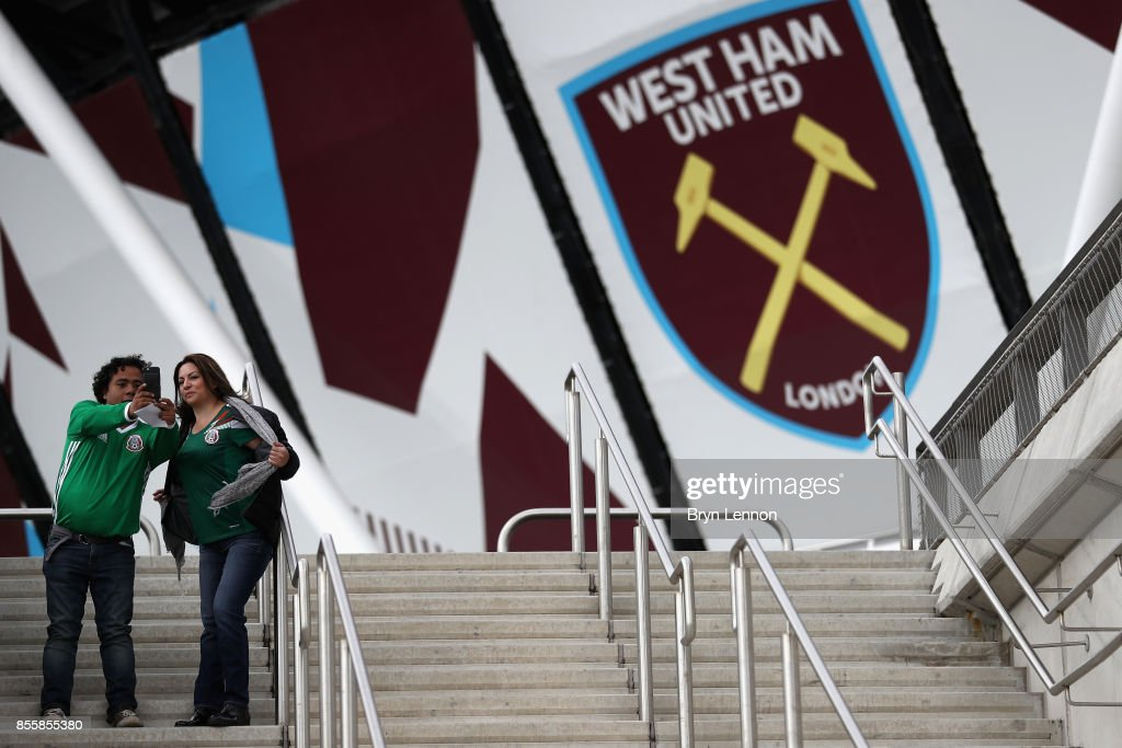West Ham United v Swansea City - Premier League : Nachrichtenfoto