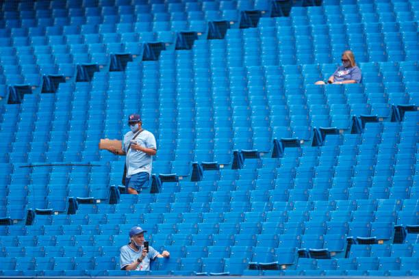 CAN: Kansas City Royals v Toronto Blue Jays