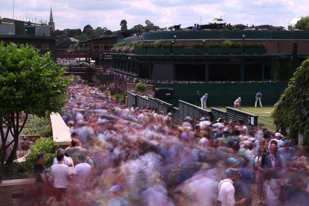 GBR: Day Six: The Championships - Wimbledon 2019