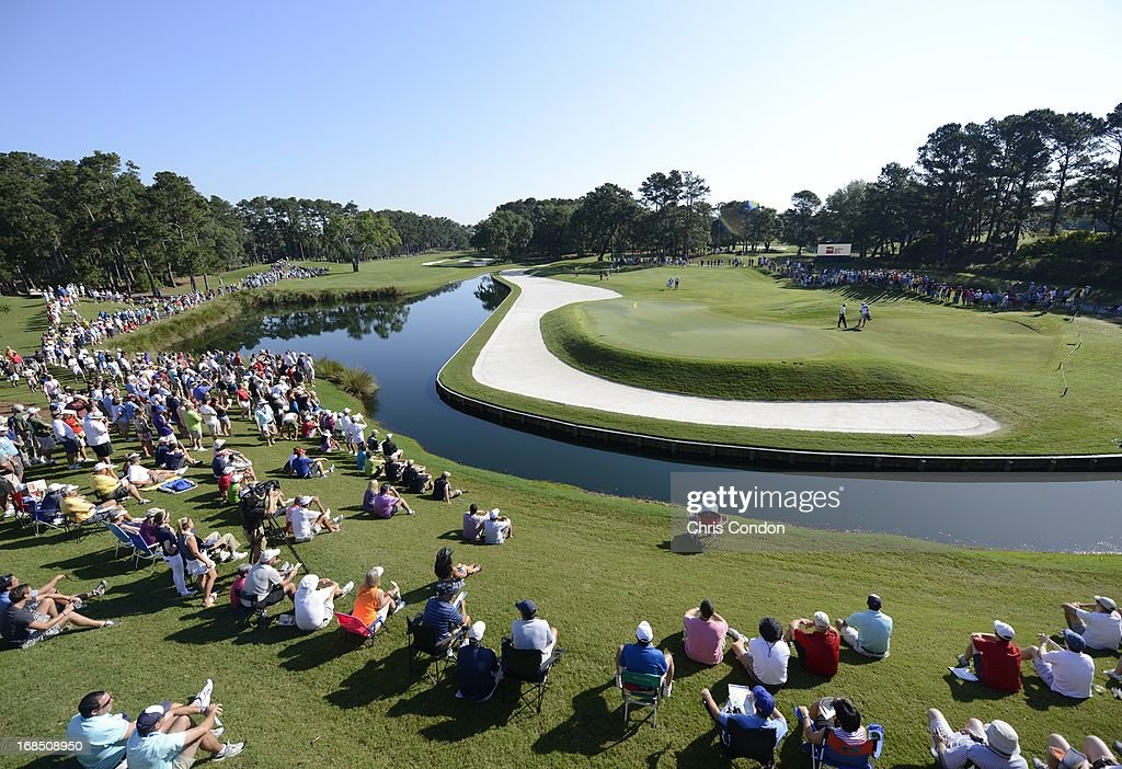THE PLAYERS Championship - Round Two : News Photo