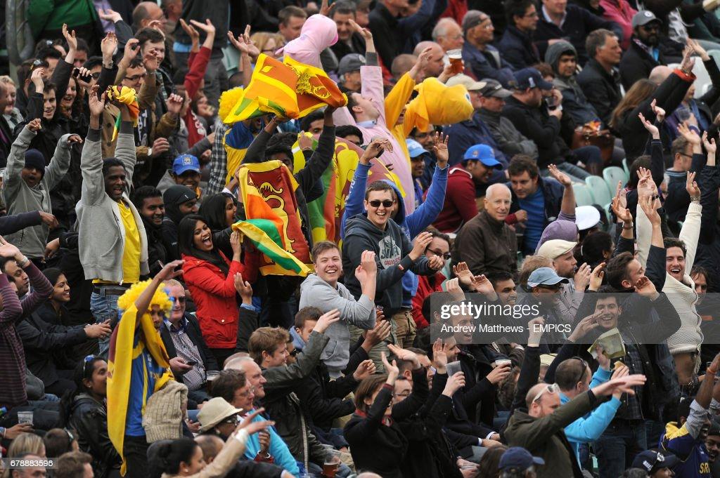 Cricket - ICC Champions Trophy - Group A - England v Sri Lanka - The Kia Oval : News Photo