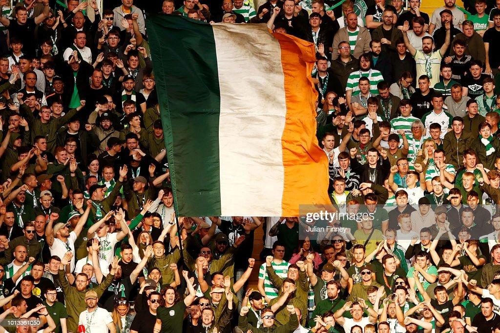 Celtic v AEK Athens - UEFA Champions League Qualifier : News Photo