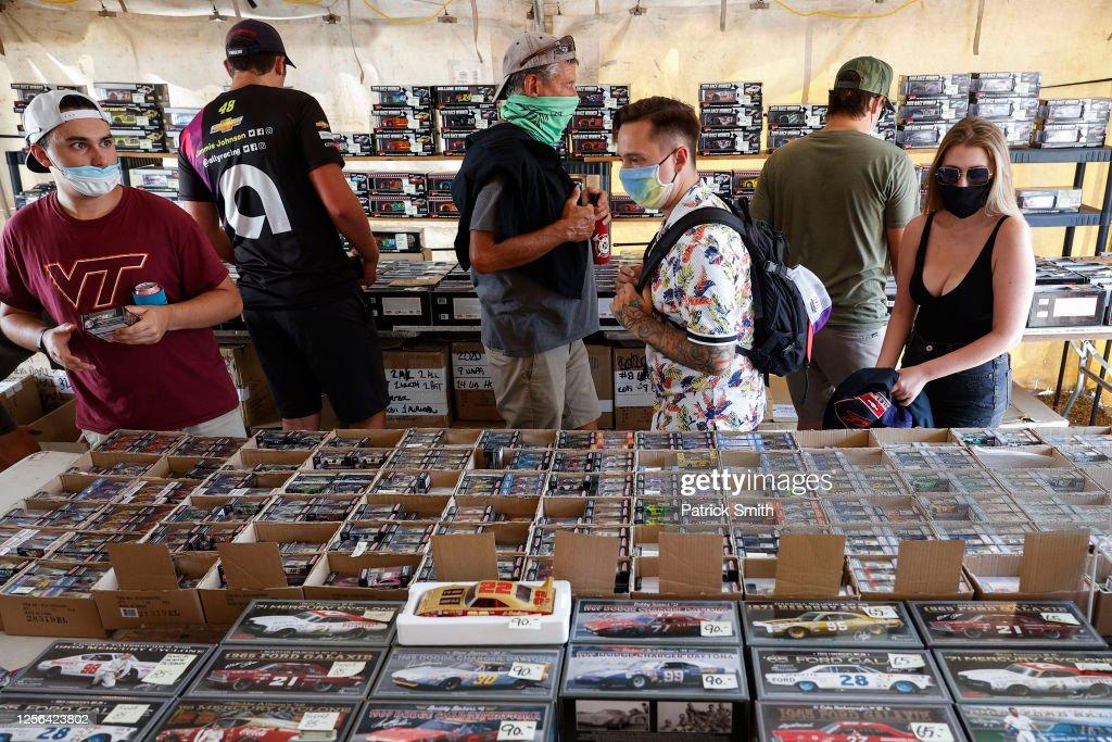 NASCAR Cup Series All-Star Race : News Photo