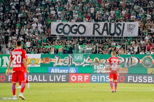 60 Top Rapid V Fcsb Bukarest Uefa Europa League Play Off First Leg