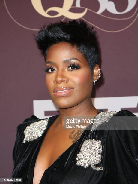 Fantasia arrives at Q 85 A Musical Celebration for Quincy Jones presented by BET Networks at Microsoft Theater on September 25 2018 in Los Angeles...