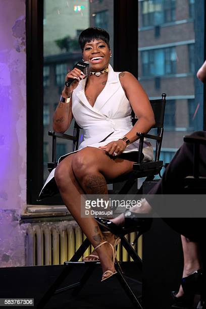 Fantasia attends the AOL Build Speaker Series to discuss her new album The Definition Of at AOL HQ on July 27 2016 in New York City