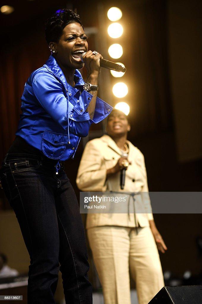25th Annual Chicago Gospel Music Festival : News Photo