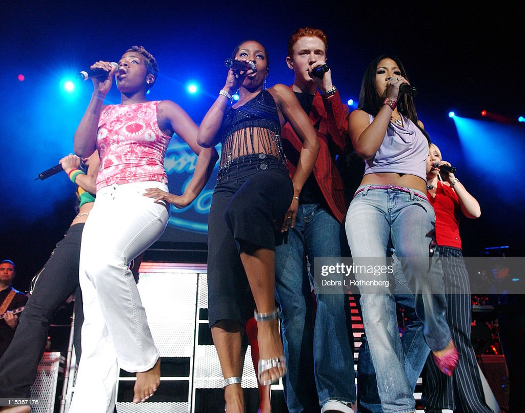 """""""American Idol 5"""" Live In Concert - August 29, 2004"""