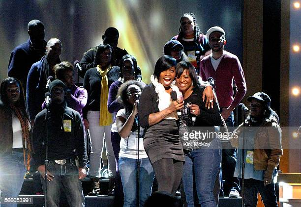 Fantasia Barrino was the third American Idol The single mother from North Carolina won the title at 19 and went on to have a first album hit and...