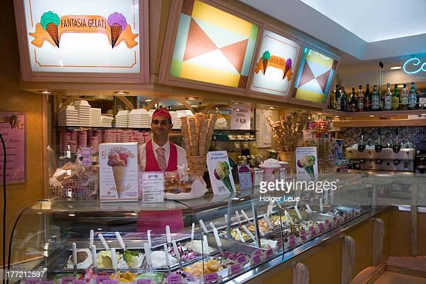 Fantasia Gelati ice cream shop