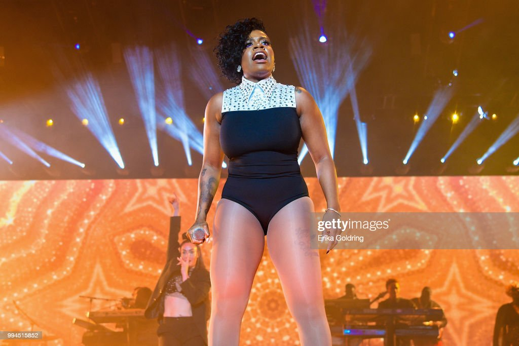 Fantasia performs onstage during the 2018 Essence Festival at the Mercedes-Benz Superdome on July 8, 2018 in New Orleans, Louisiana.