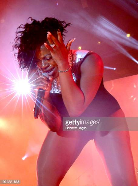 Fantasia performs onstage during the 2018 Essence Festival presented by CocaCola Day 3 at Louisiana Superdome on July 7 2018 in New Orleans Louisiana