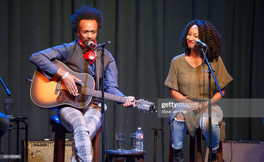 Fantastic Negrito and GRAMMY Amplifier winner Kirby Maurier perform at the GRAMMY Pro Songwriters Summit at The Uptown on May 12, 2016 in Oakland, California.