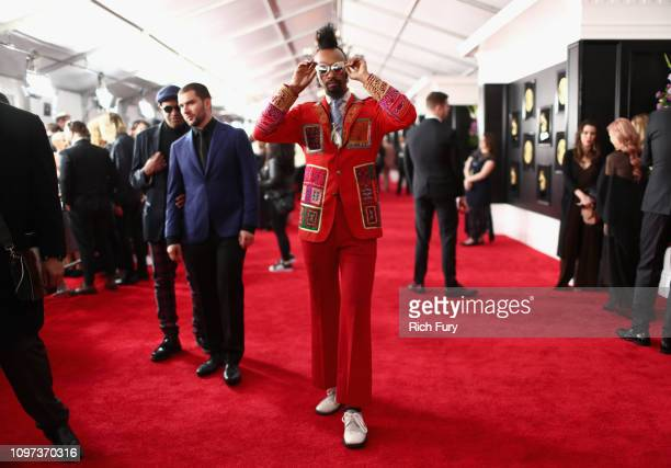 Fantastic Negrito attends the 61st Annual GRAMMY Awards at Staples Center on February 10 2019 in Los Angeles California