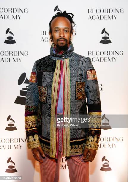 Fantastic Negrito attends the SF Chapter GRAMMY Nominee Celebration on January 22 2019 in San Francisco California