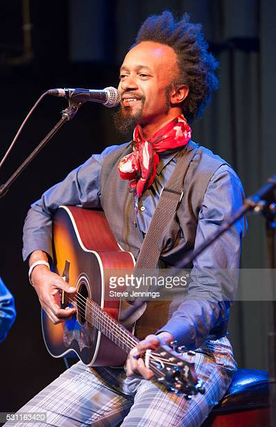 Fantastic Negrito performs at the GRAMMY Pro Songwriters Summit at The Uptown on May 12 2016 in Oakland California