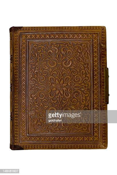 fantastic old book | art nouveau - art nouveau stock pictures, royalty-free photos & images