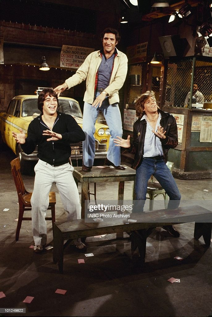 TAXI - 'Fantasy Borough' - Airdate May 6, 1980. (Photo by ABC Photo Archives/ABC via Getty Images) TONY