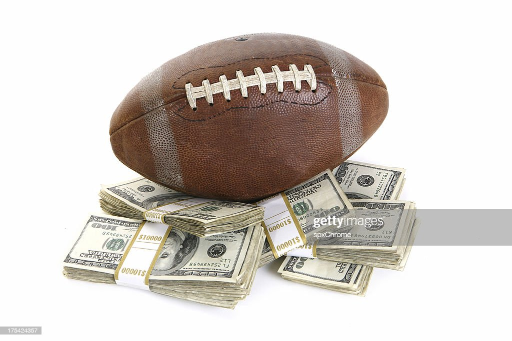 Fantasy Football Champion : Stock Photo