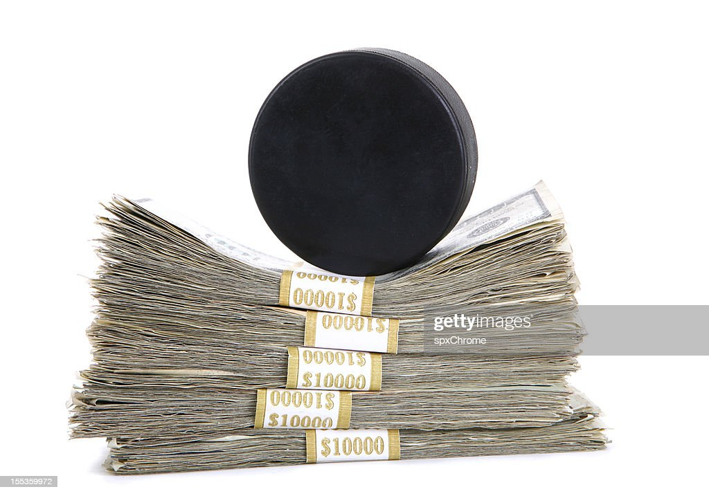 Fantasy Hockey Prize : Stock Photo