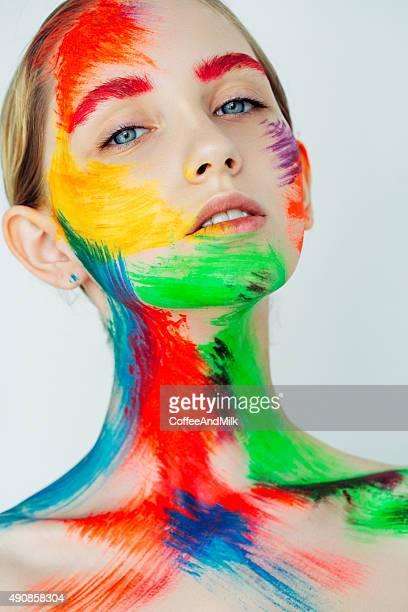 Fantasía para maquillaje