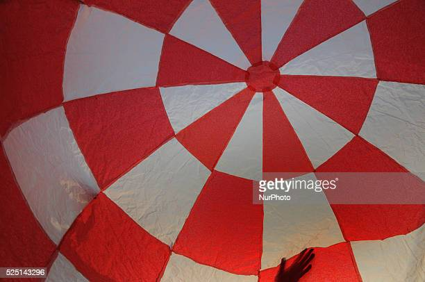 Fanush paper made hot air balloon was once the integral part of North Calcutta Babu Culture and it is old tradition to fly Fanush on the day of...