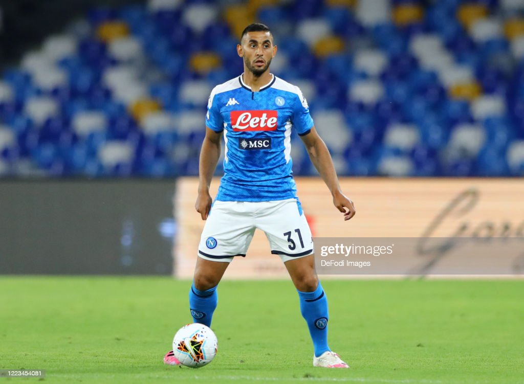 SSC Napoli v SPAL - Serie A : News Photo