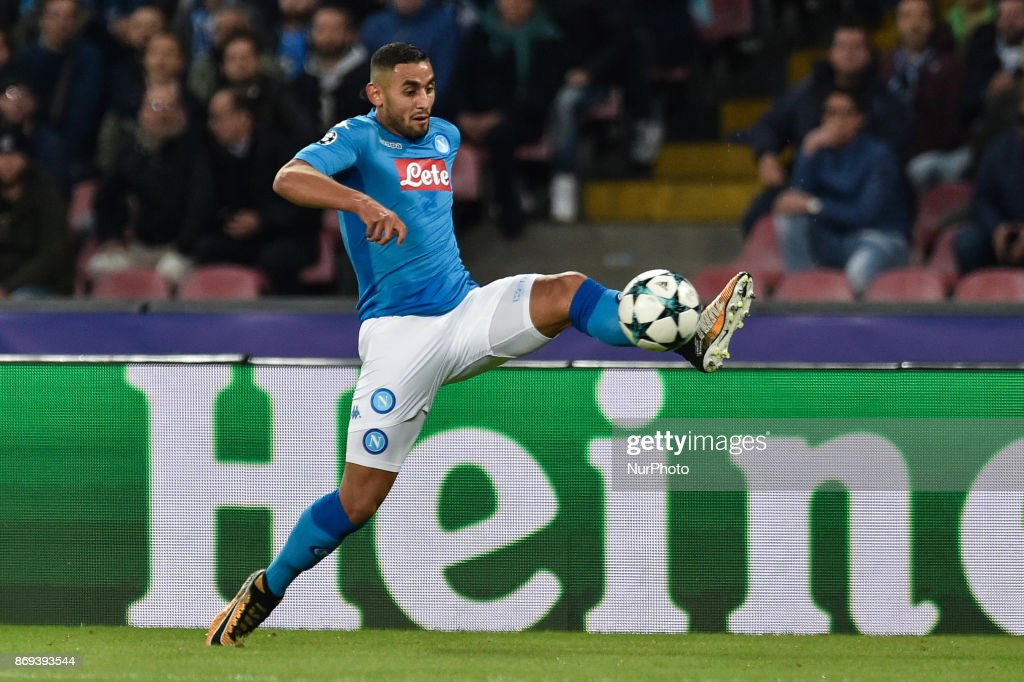 Napoli v Manchester City - UEFA Champions League : News Photo
