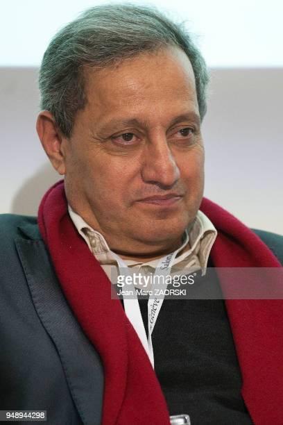 Faouzi Skali écrivain marocain francophone docteur en anthropologie ethnologie et sciences de religions et oeuvrant pour le dialogue des hommes et...