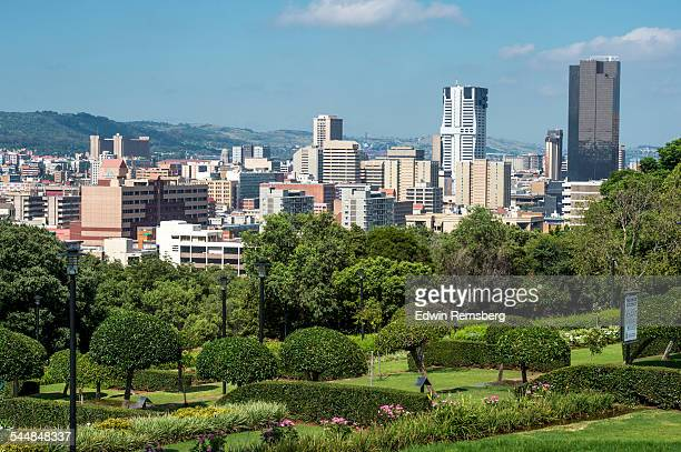 far off view of pretoria - tshwane stock pictures, royalty-free photos & images