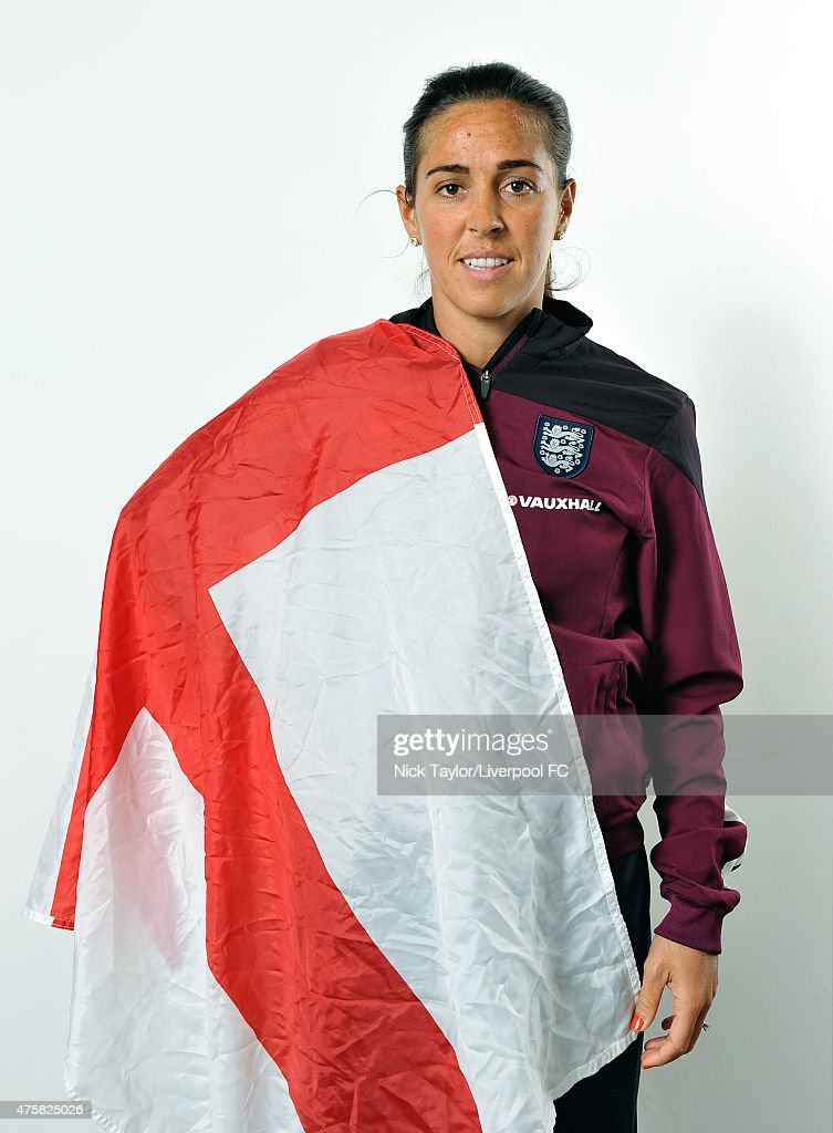 Liverpool Ladies Women's World Cup Photocall