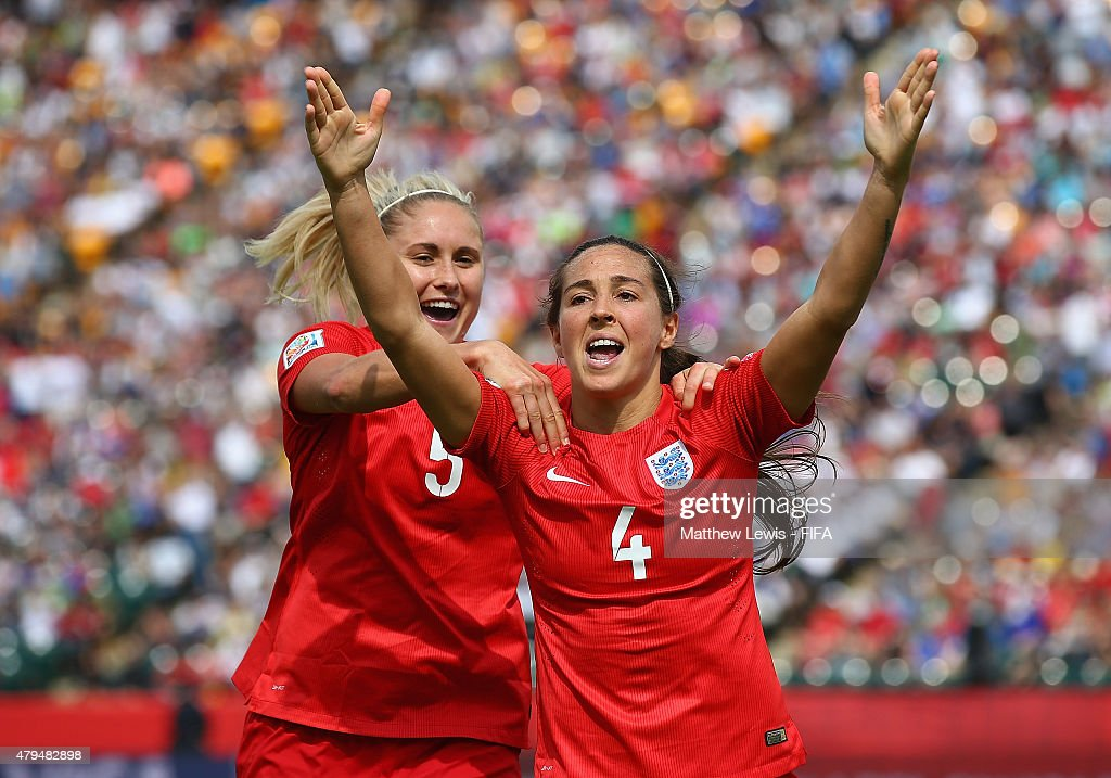 Germany v England: Third Place Play-off - FIFA Women's World Cup 2015 : News Photo