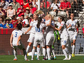 England v Canada Quarter Final - FIFA Women's World Cup 2015