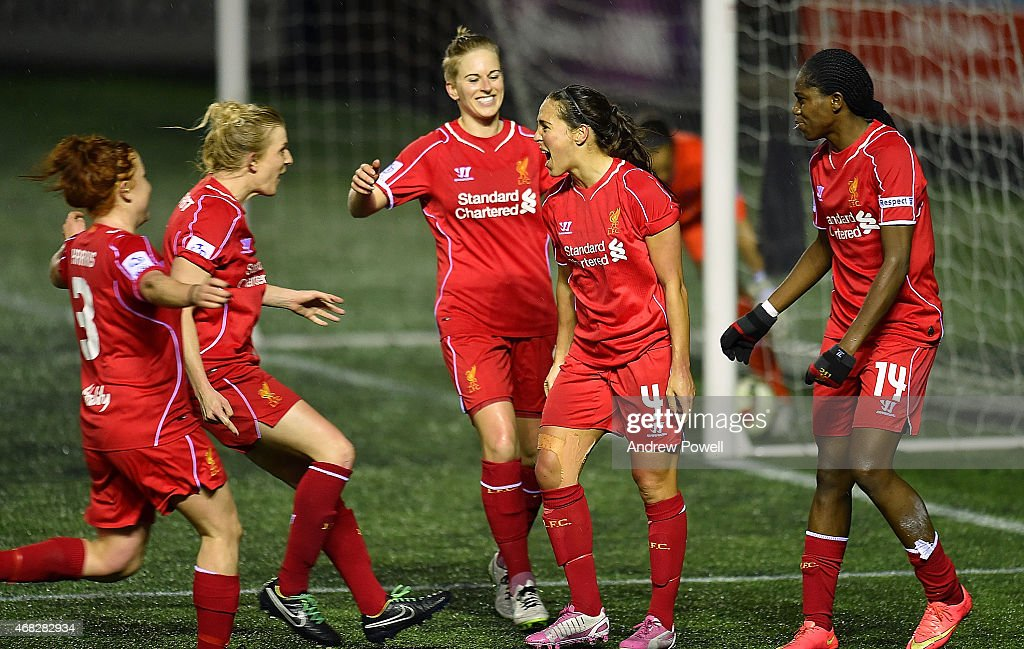 Liverpool Ladies v Birmingham City Ladies - WSL : News Photo